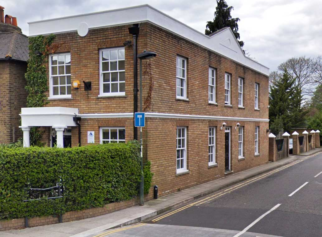 Michael Grieveson & Company - Modern Office Building to Let or for Sale 159a High Street, Hampton, TW12 1NL